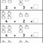 Worksheet Math Worksheets Preschool Free Printable