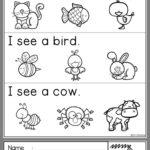 Worksheet ~ Preschool Reading Worksheets Free Printable Dave