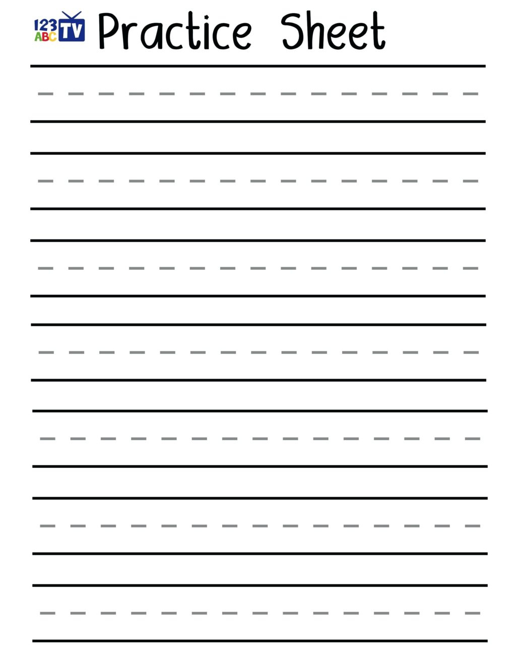 Worksheet ~ Remarkable Free Writing Sheets Picture
