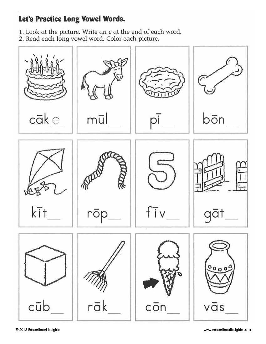 Worksheet ~ This Summer Play Your Way To School Readiness