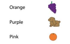 Preschool Worksheets In Color