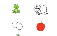 Preschool Worksheets On Colors
