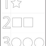Worksheetfun   Free Printable Worksheets | Numbers Preschool
